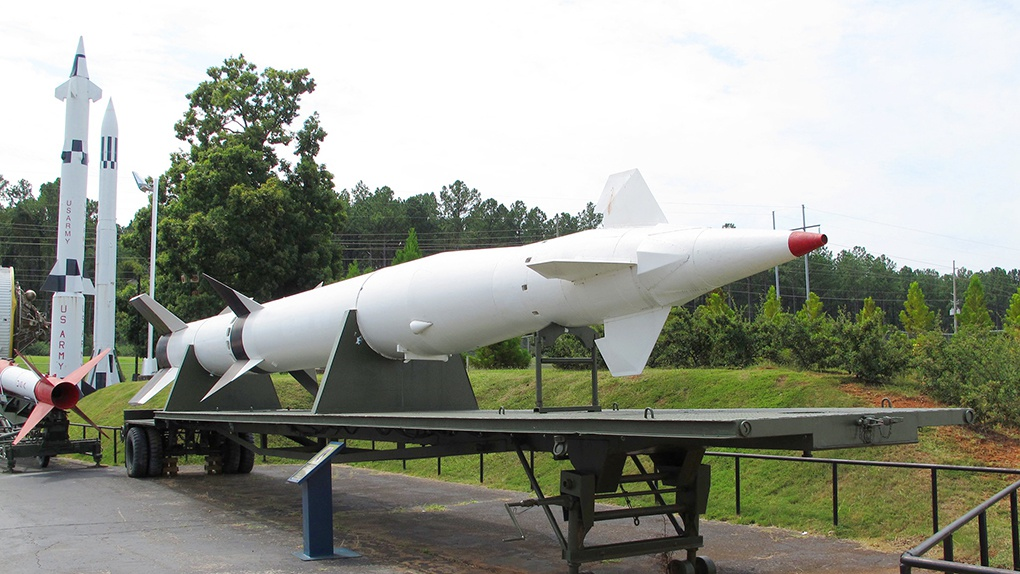 Противоракета «Спартанец» (LIM-49A Spartan).