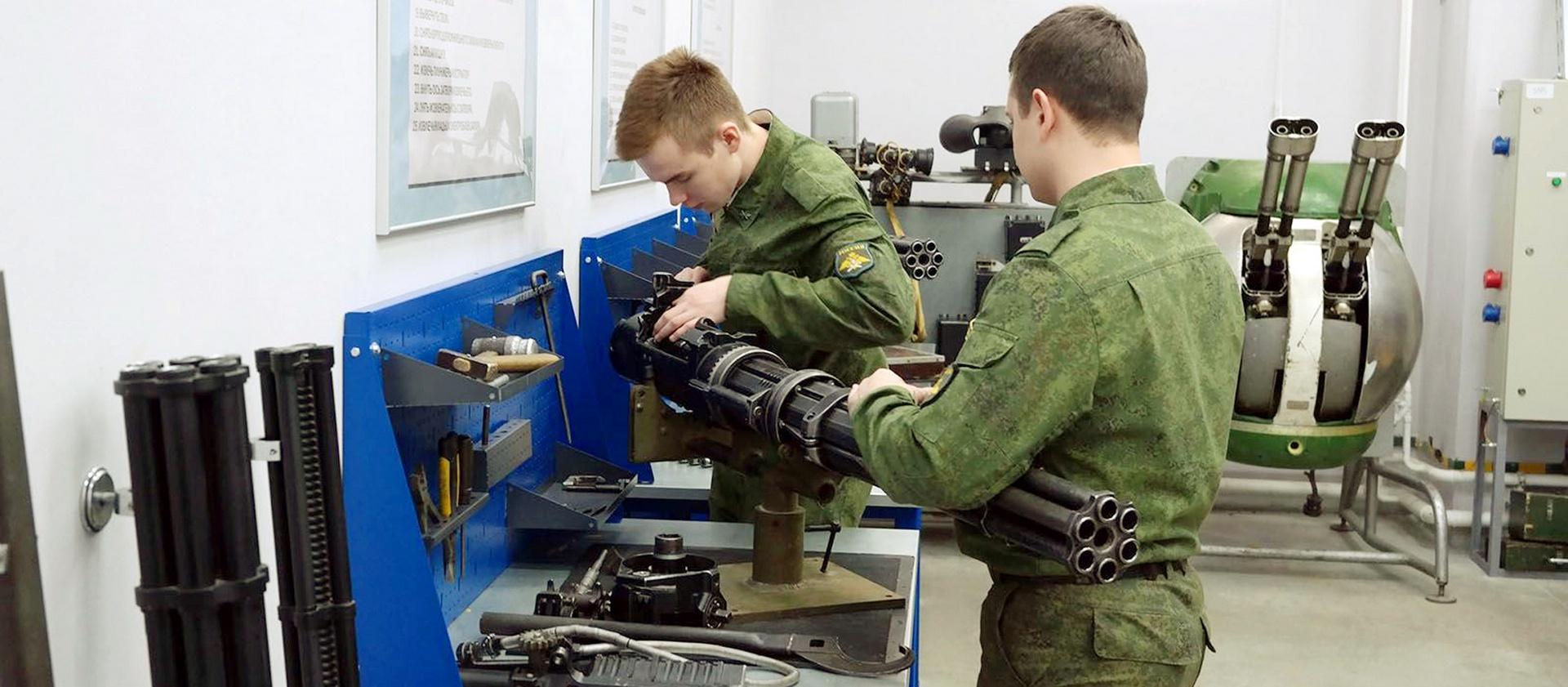 Военные учебные центры: есть «зеленый свет»