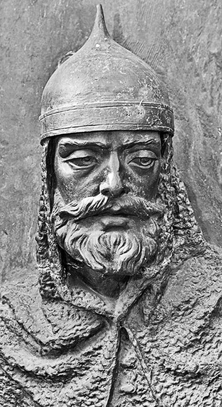 Мстислав Мстиславич Удатный.