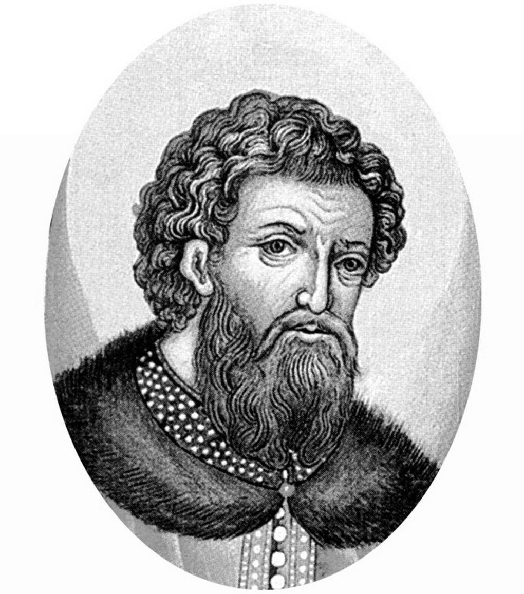 Князь Киевский Мстислав Романович Старый.