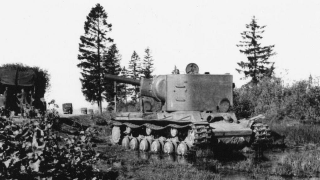 КВ-2.
