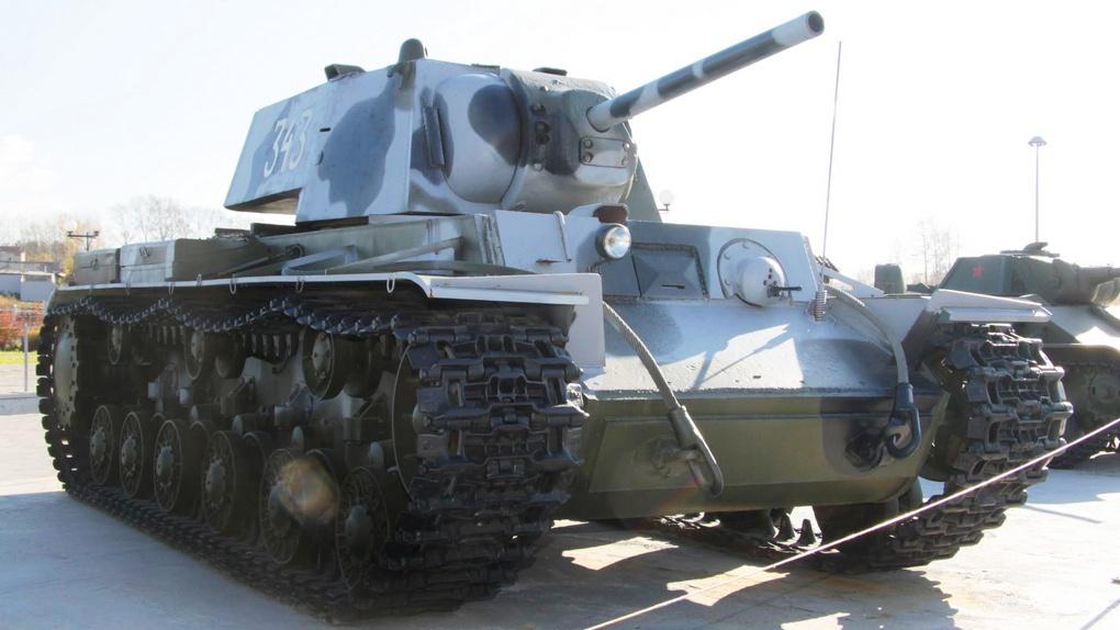 КВ-1.