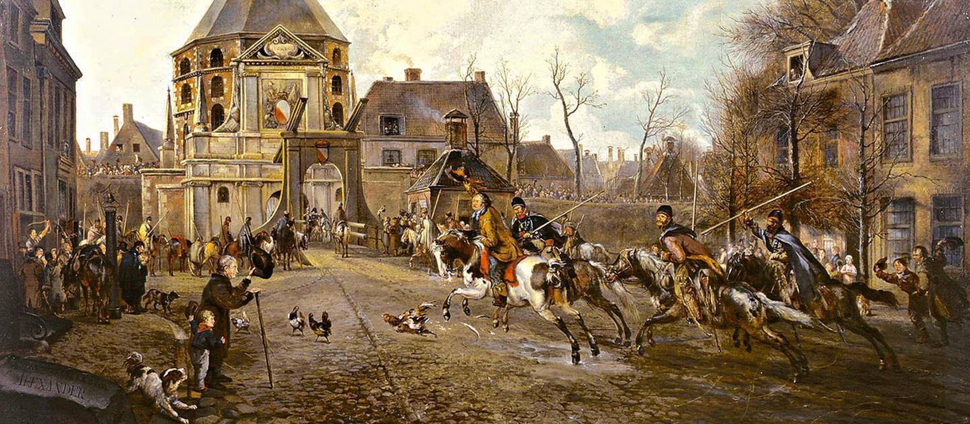 «Нешумный» вклад в разгром Наполеона