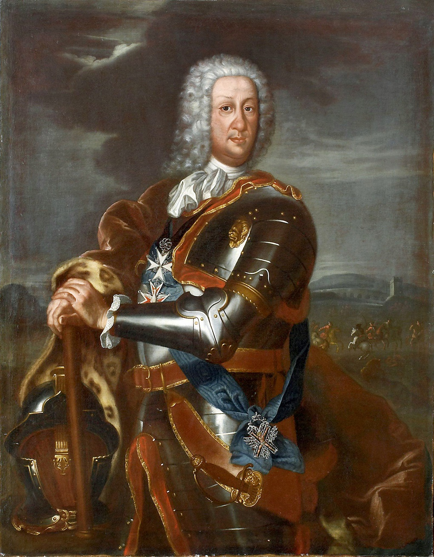 Борис Петрович Шереметев.