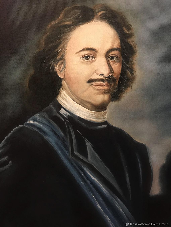 Пётр Великий.