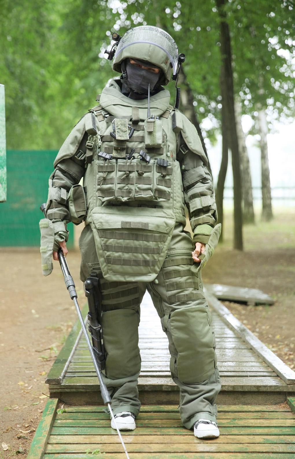 Костюм сапёра ОВР-2-02.