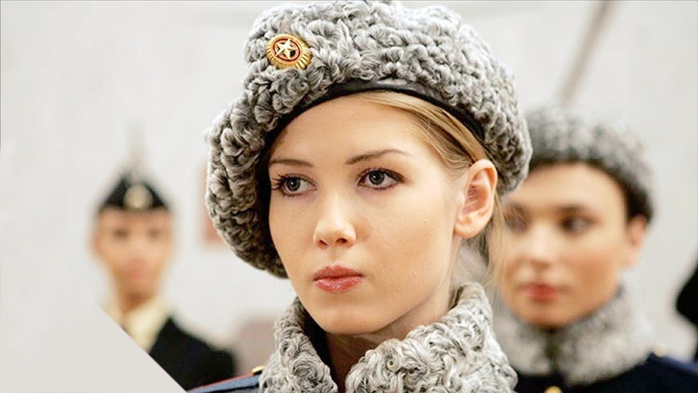 Военная форма от Валентина Юдашкина.