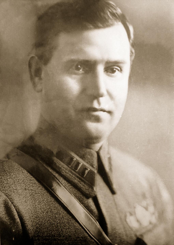 М.А.Богданов.