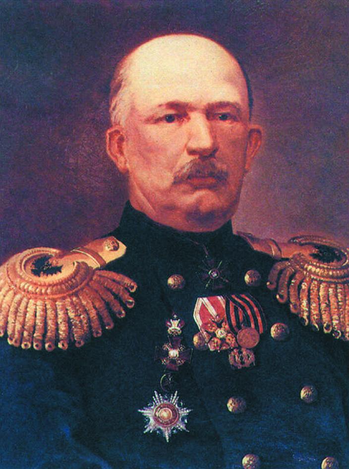 Иван Николаевич Изыльметьев.