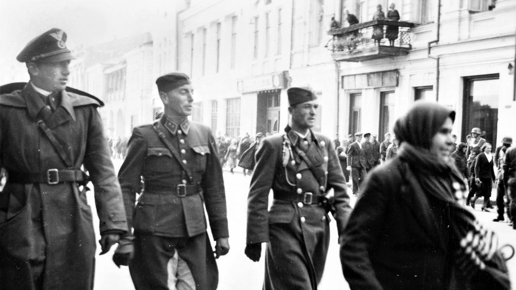 Словакия - союзница Третьего рейха.