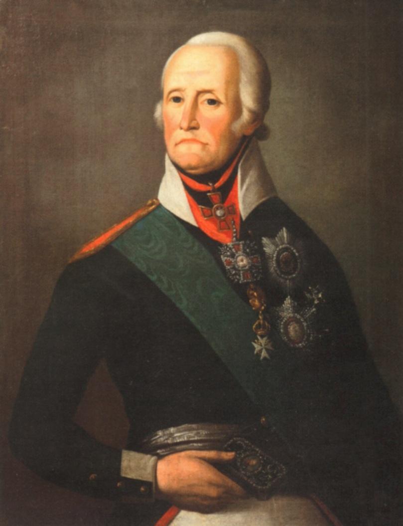 Андрей Григорьевич Розенберг.