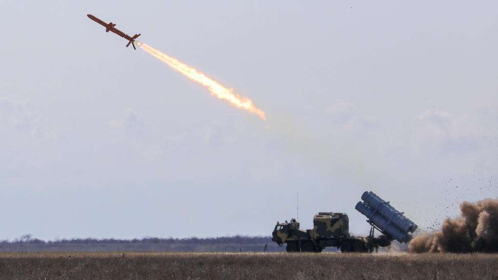 Оперативно-тактическая ракета «Нептун».