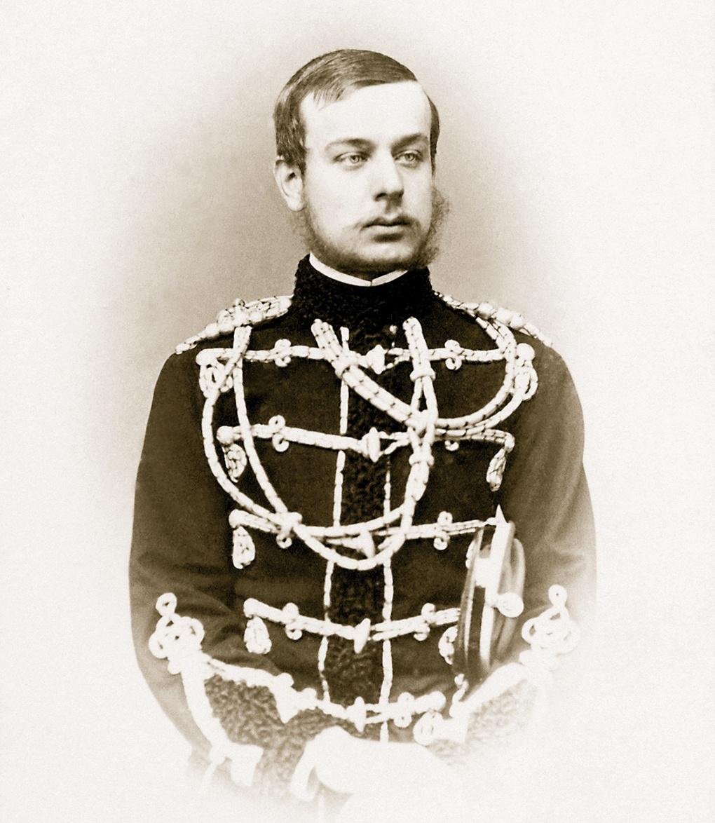 Скобелев Михаил Дмитриевич (в чине корнета).