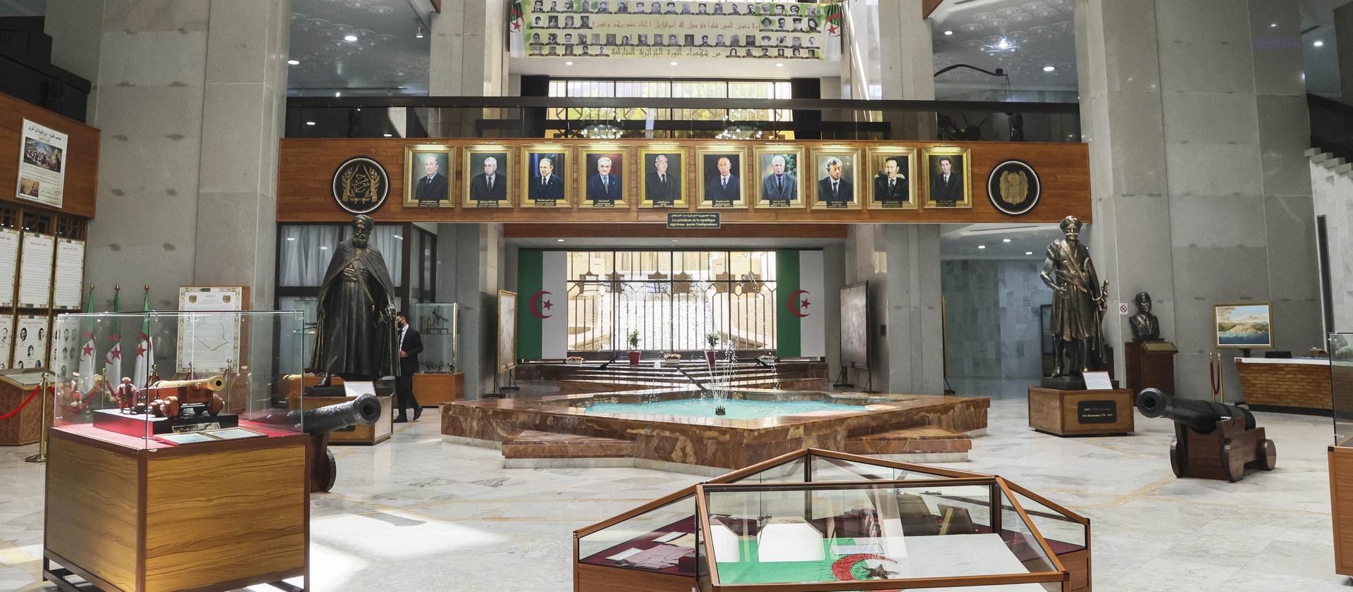 Алжир. Музей армии