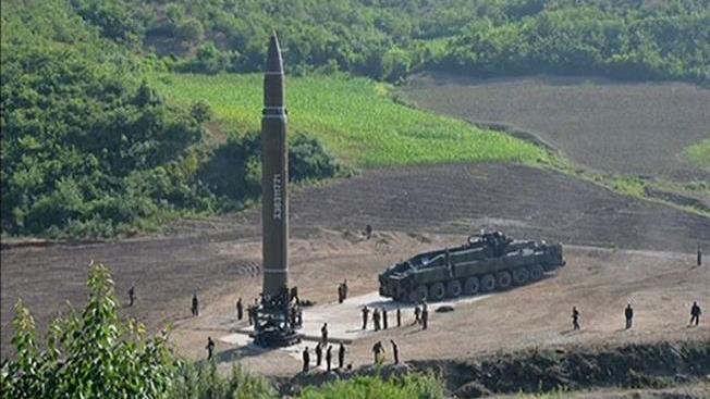 Запуск ракеты «Хвасон-15».