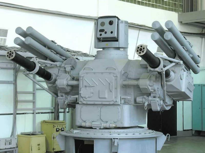 Зенитный артиллерийский комплекс «ПАЛЬМА»