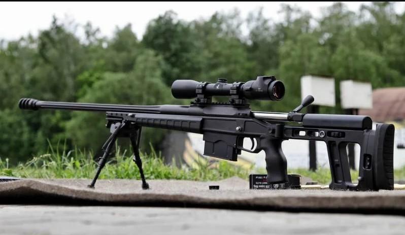 Тактическая винтовка «Точность»