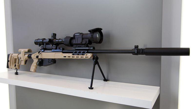 Винтовка СВ-98 «Взломщик»