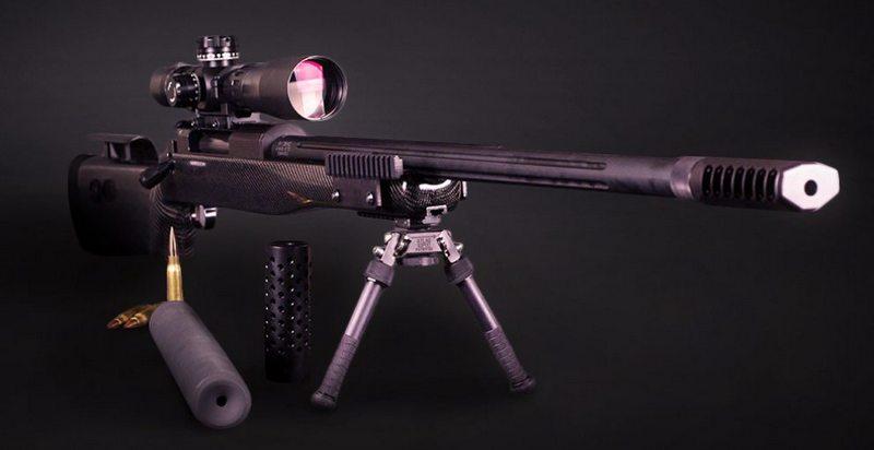 Снайперская винтовка СВЛК-14С «Сумрак»