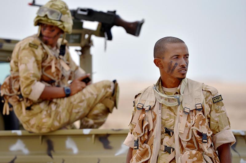 Катарские военные