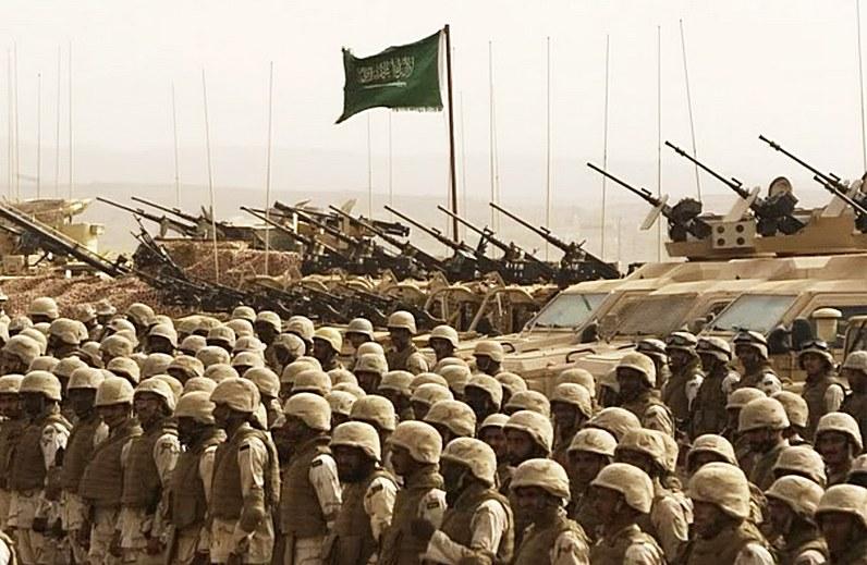 Саудовская армия готова к вторжению