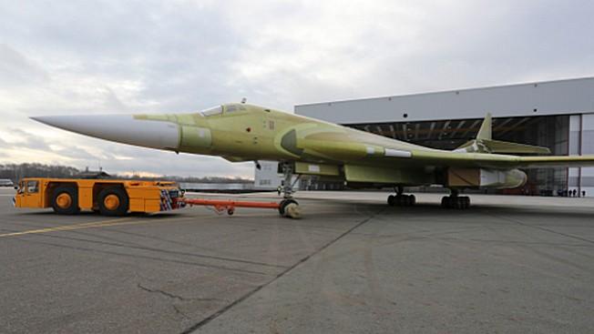 Ту-160, или Золотая эстафетная палочка