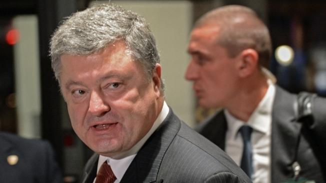 В ноябре 2015 г. президент Украины Пётр Порошенко подписал закон, который позволил иностранным гражданам служить в украинской армии.