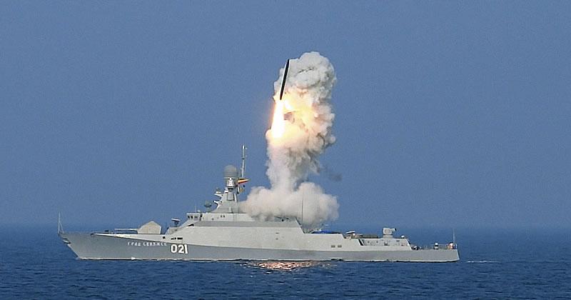У Европы полностью отсутствуют крылатые ракеты большой дальности, подобные «Калибру».