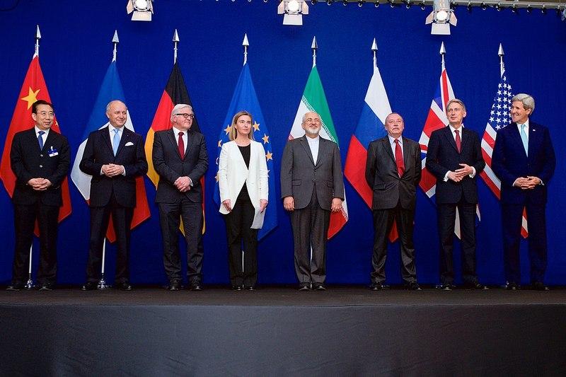 15 июля 2015 года Иран и страны «шестёрки» (США, Франция, Великобритания, Германия, Китай и Россия) достигли соглашения по иранской ядерной программе в обмен на отмену санкций против Ирана.