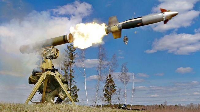 ПТРК «Корнет»: универсальный боец против танков