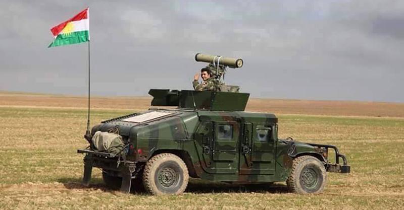 Российский «Корнет» на вооружении армии Ирака.