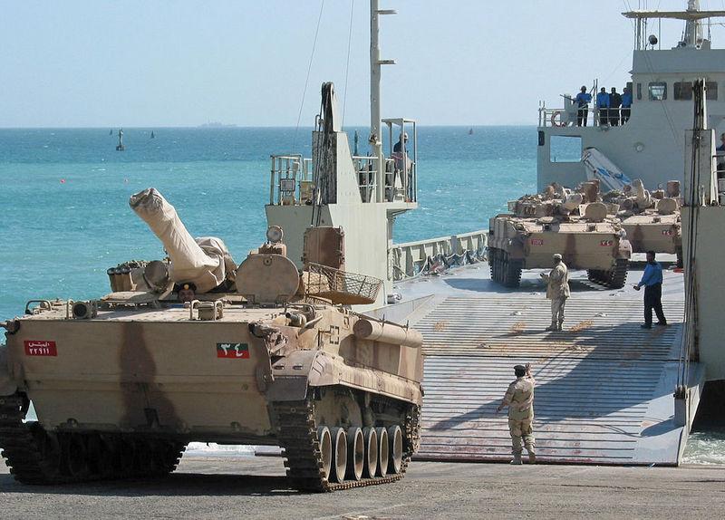 БМП-3 на вооружении армии Кувейта.