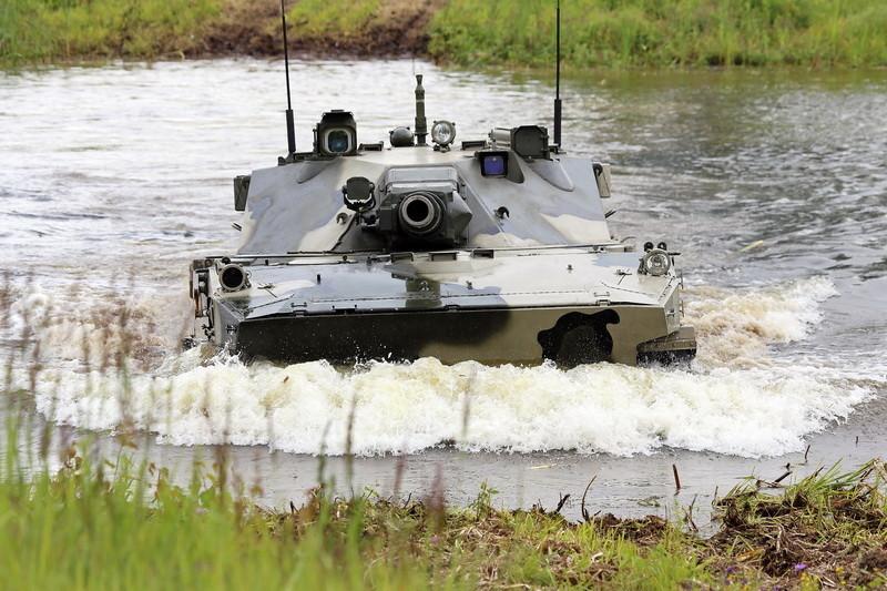 Самоходная противотанковая пушка 2С25