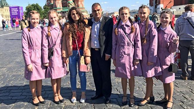 Сирота Газаль и ее добрые русские «феи»