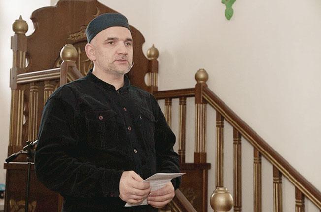 Помощник муфтия РД Мухаммад-хаджи Магомедов.