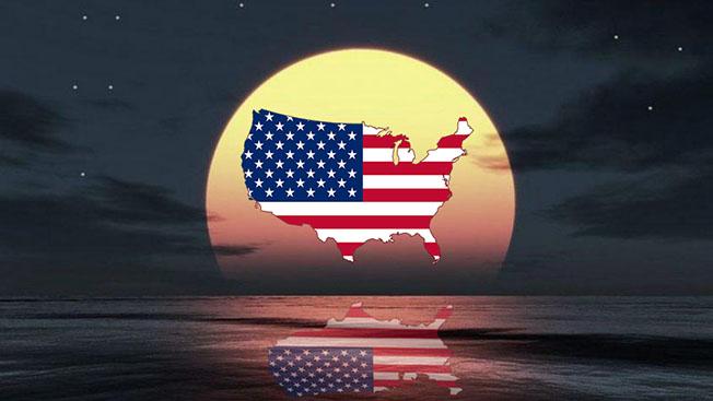 Америка в закате?