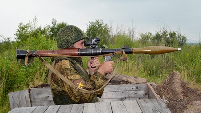 РПГ-7: убийственная простота русской гранатометной «палки»
