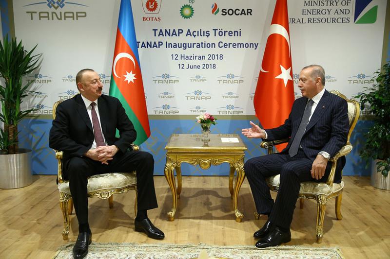 «Анкара и Баку совместно пишут энергетическую историю XXI века».