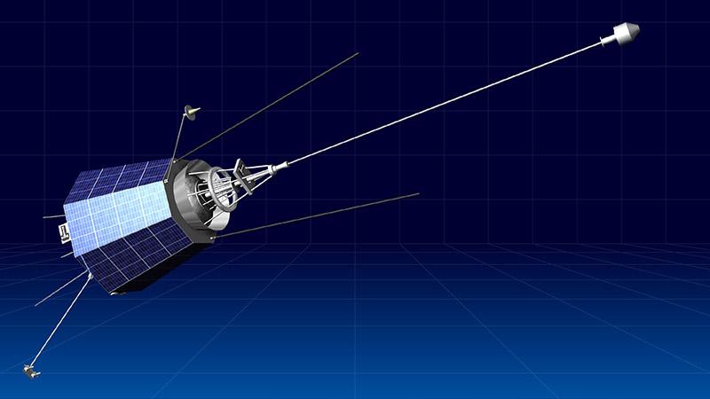 Спутник «Стрела-2».