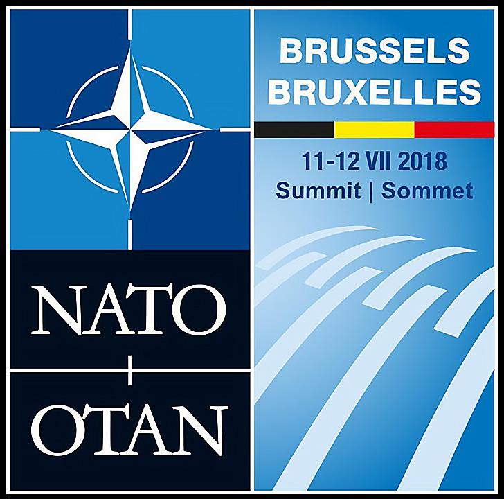 Саммите НАТО запланирован на 11-12 июля в Брюсселе.