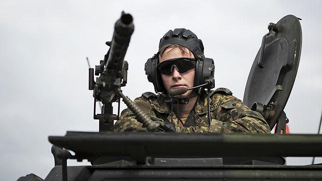 Прибалтика: на хуторах ждут русские танки