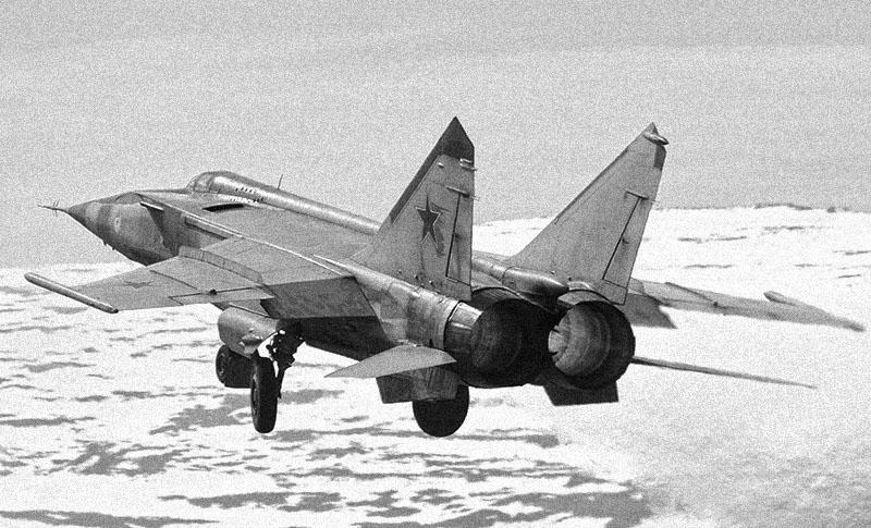 МиГ-25Р.