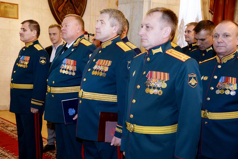 Выпускники Военной академии Генерального штаба.