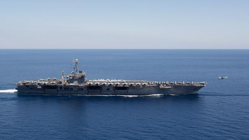 Авианосец «Гарри Трумэн» идет в Средиземноморье.