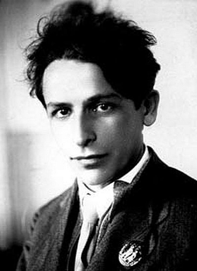 Пианист Абрам Борисович Дьяков.