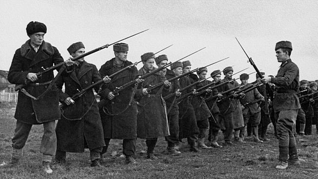 Ополченцы 1941-го: обреченные на жертвенный подвиг