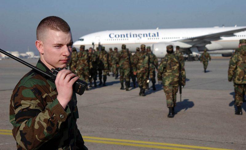 Выведет ли США войска из Европы?
