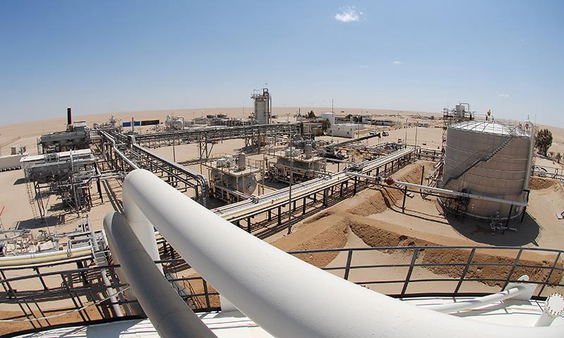 Нефтезавод ливийской Нефтяной национальной корпорации