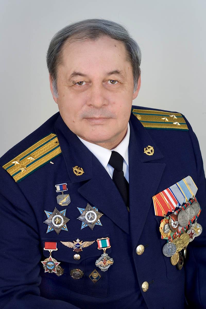 Полковник Владимир Киселев.