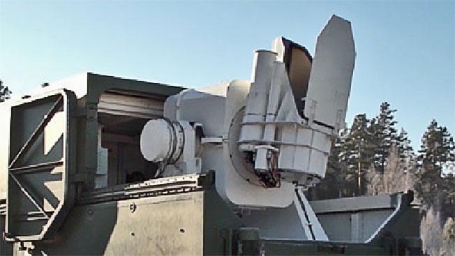 Новейшие лазерные комплексы «Пересвет» развернуты на боевых позициях